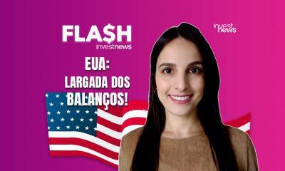 flash: balanços dos EUA