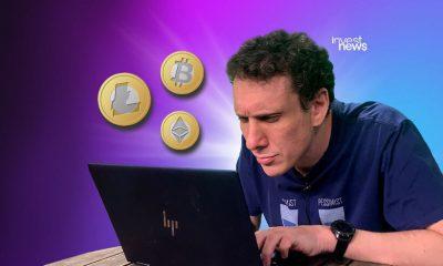 Samy Dana no computador